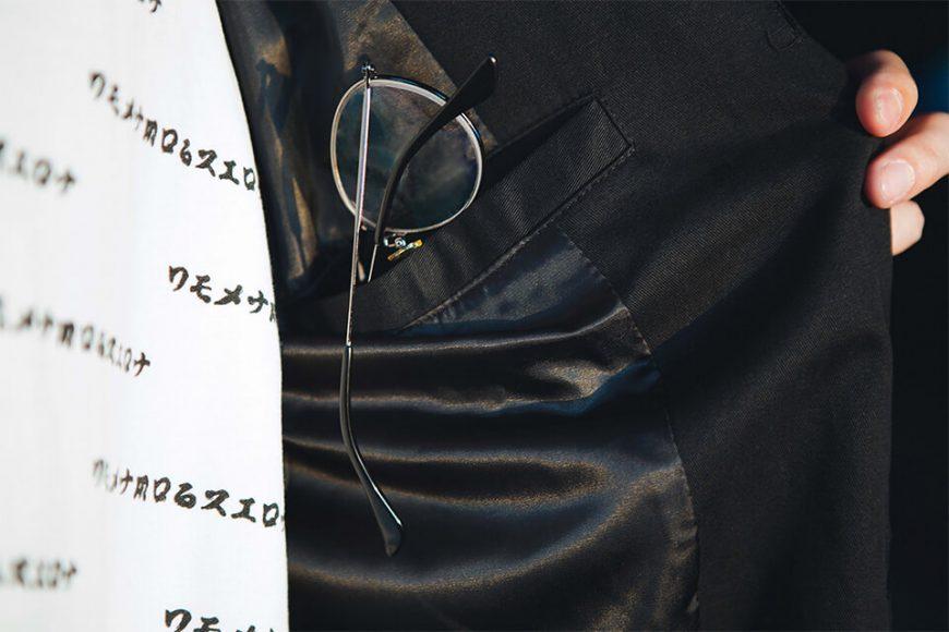 NEXTMOBRIOT 17 FW Cursive Single Coat (6)