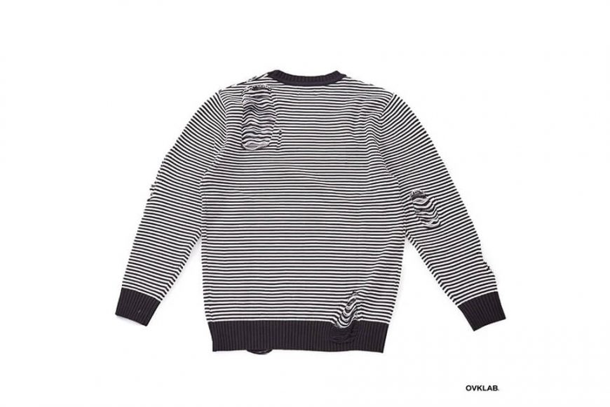 OVKLAB 17 AW Destroyed Knit Sweater (12)