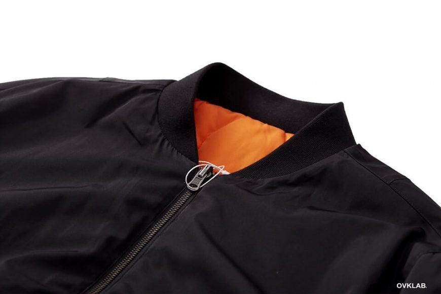 OVKLAB 17 AW Double Side MA-1 Jacket (22)