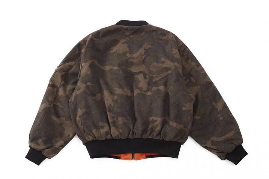 OVKLAB 17 AW Double Side MA-1 Jacket (9)