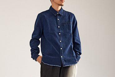 OVKLAB 17 AW Oxford Shirt (1)