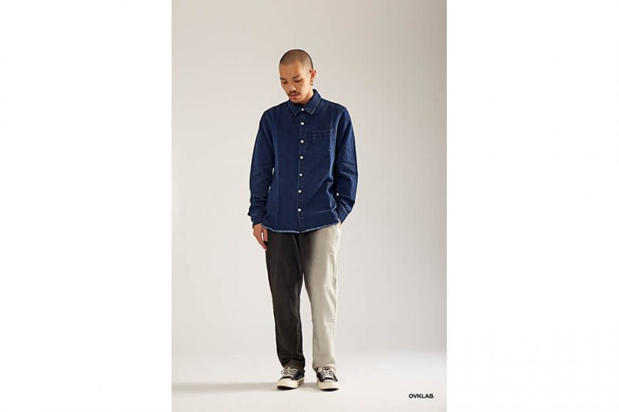 OVKLAB 17 AW Oxford Shirt (3)