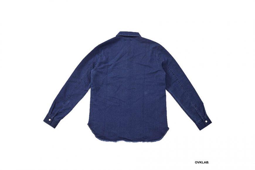 OVKLAB 17 AW Oxford Shirt (6)