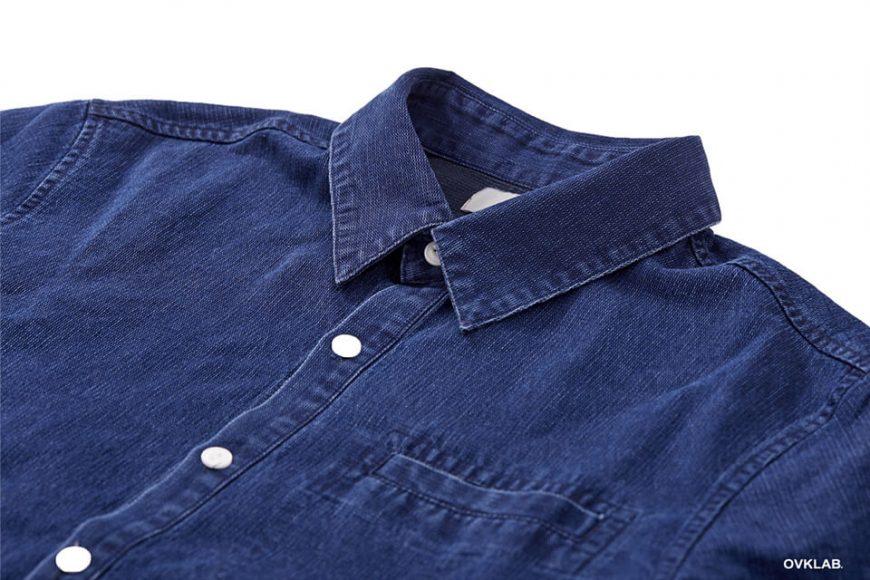 OVKLAB 17 AW Oxford Shirt (7)