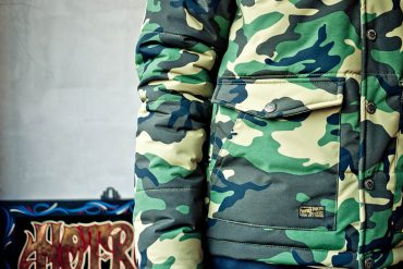PROVIDER 17 FW Camo Mountain Jacket (4)