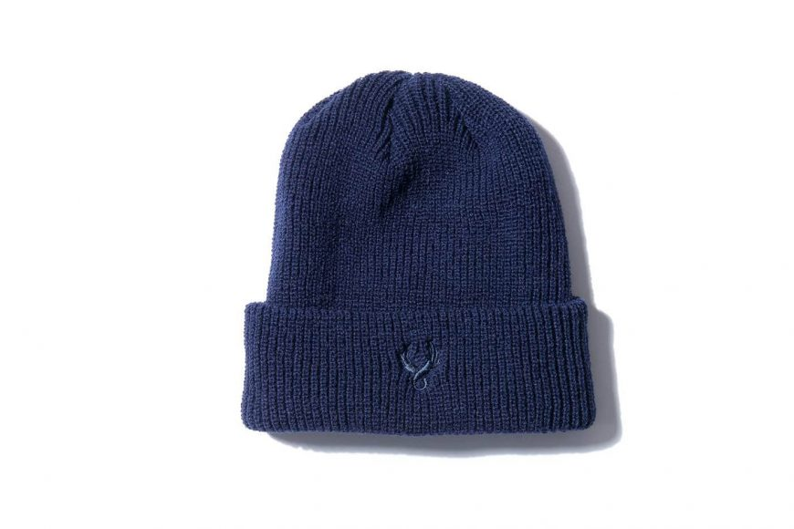 REMIX 17 AW Two Sides Short Beanie (10)