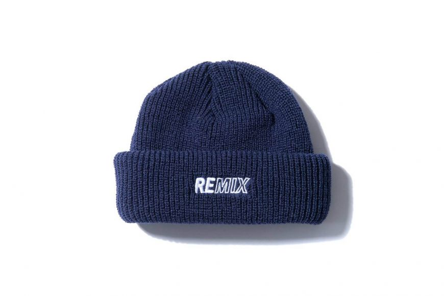 REMIX 17 AW Two Sides Short Beanie (12)