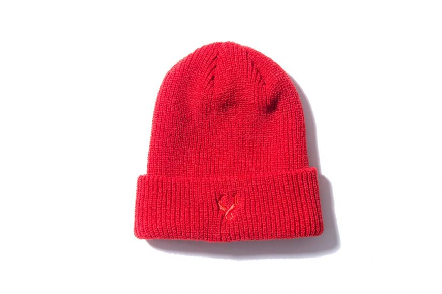 REMIX 17 AW Two Sides Short Beanie (14)