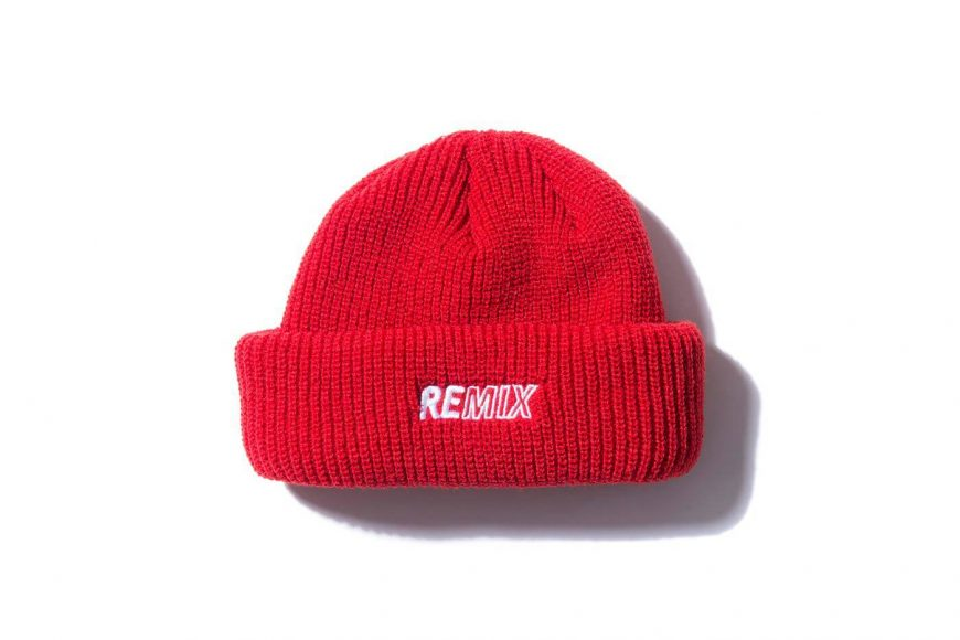 REMIX 17 AW Two Sides Short Beanie (16)