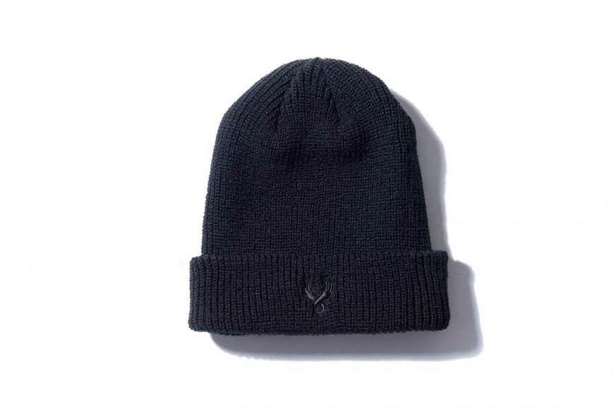 REMIX 17 AW Two Sides Short Beanie (2)