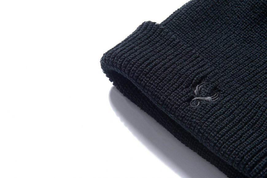 REMIX 17 AW Two Sides Short Beanie (3)