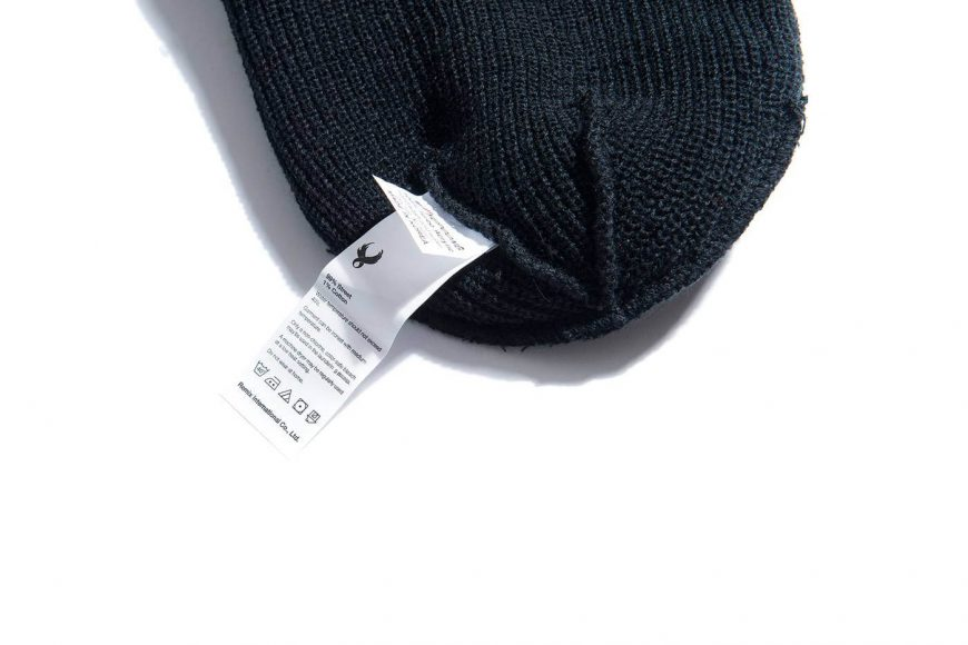 REMIX 17 AW Two Sides Short Beanie (5)