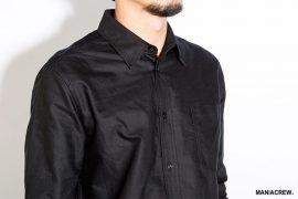 MANIA 17 AW Pocket Shirt (3)