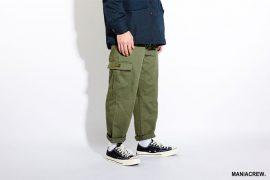MANIA 17 AW Regular Cargo Pant (7)