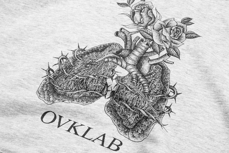 OVKLAB 17 AW OVK Lung Logo Hoodie (4)