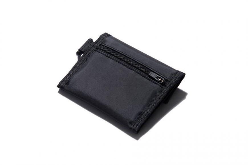 REMIX 17 AW Nylon Trifold Wallet (3)