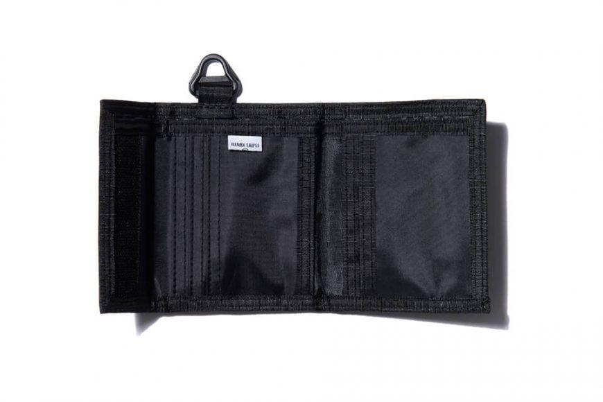 REMIX 17 AW Nylon Trifold Wallet (4)