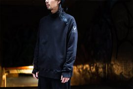 REMIX 17 AW RMX WR Pullover (1)