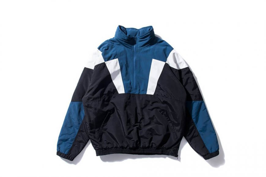 REMIX 17 AW RMX Wav Nylon Pullover (2)