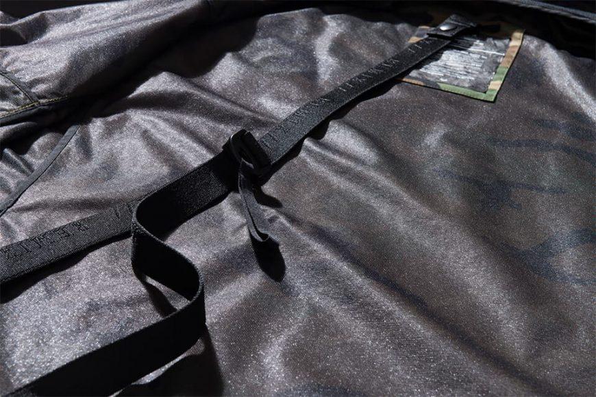 REMIX 17 AW RMX Wr Sheel Jacket (17)