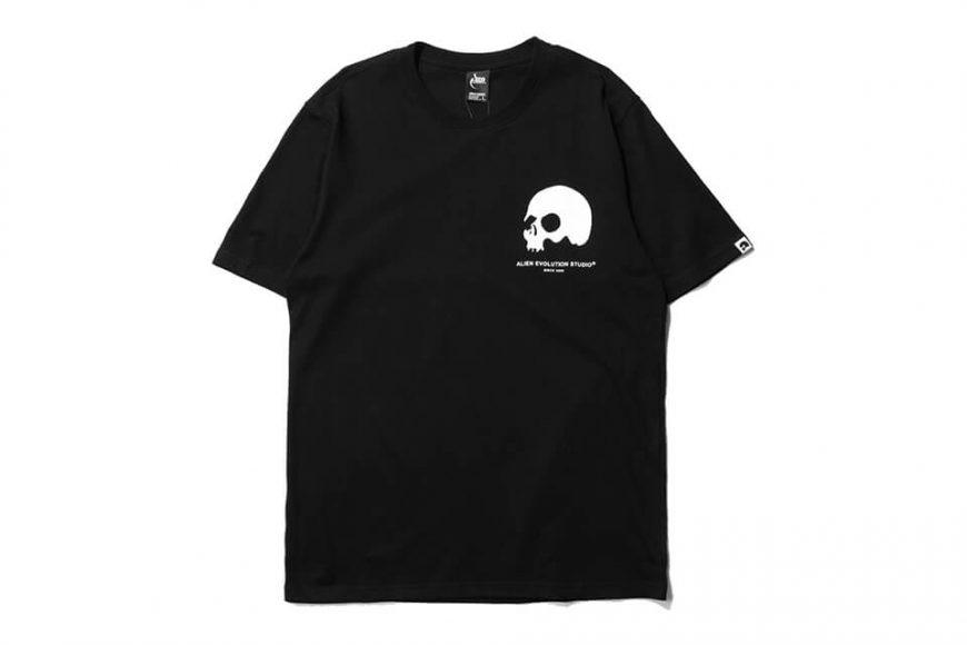 AES 414(六)發售 18 SS Skull Logo Tee (1)