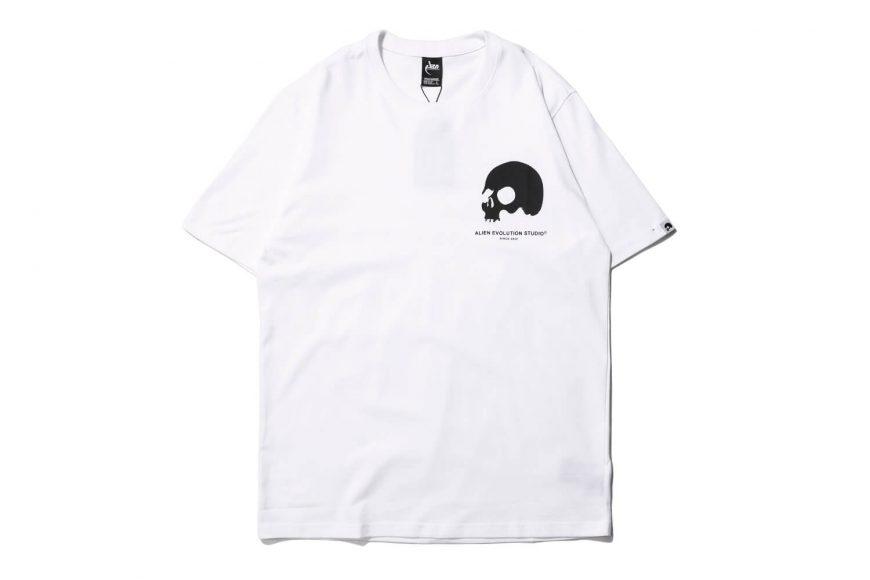 AES 414(六)發售 18 SS Skull Logo Tee (2)