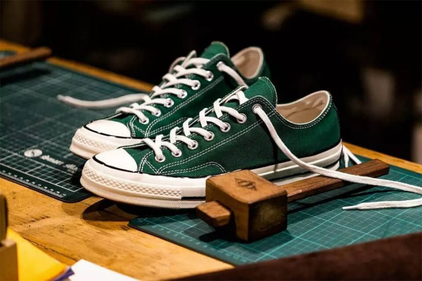 CONVERSE 18 SS 162057C Chuck Taylor All Star '70 Low (1)