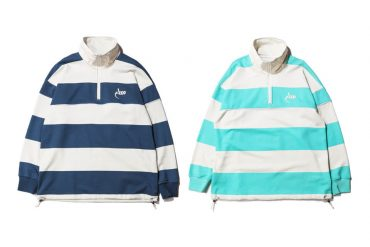 AES 512(六)發售 18 SS High Neck Zip Up Sweater (0)