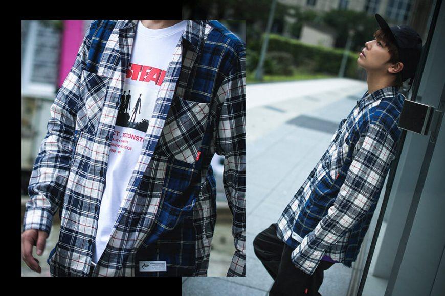 AES 519(六)發售 18 SS Reconstruct Shirt (1)