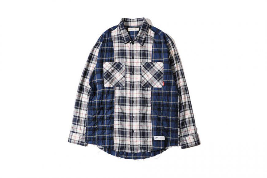 AES 519(六)發售 18 SS Reconstruct Shirt (5)