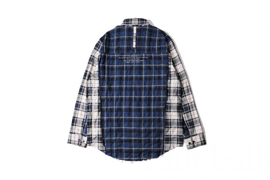 AES 519(六)發售 18 SS Reconstruct Shirt (6)