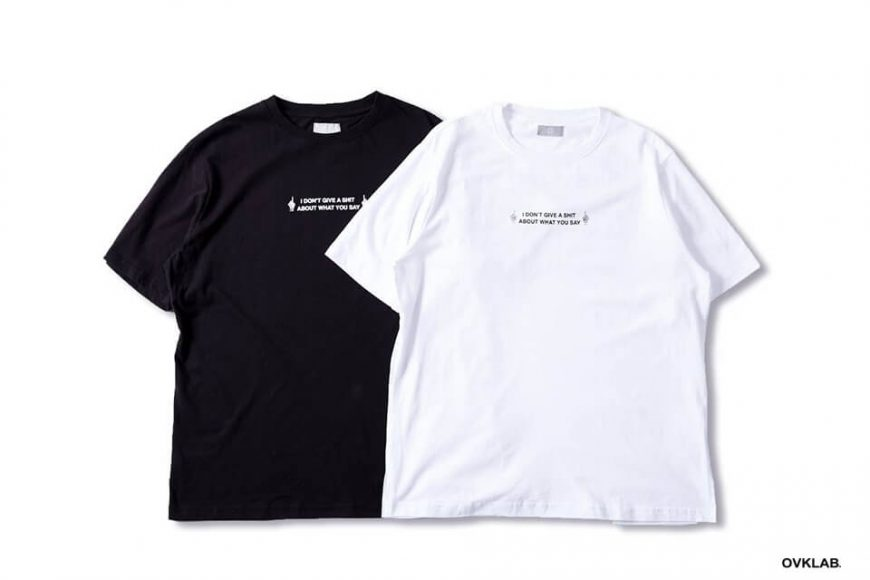OVKLAB 525(五)發售 18 SS Haters Oversize Tee (1)