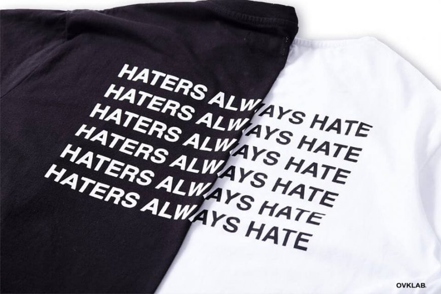 OVKLAB 525(五)發售 18 SS Haters Oversize Tee (4)