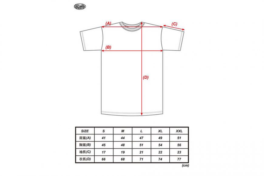 PROVIDER 54(五)發售 18 SS Route Tee (13)