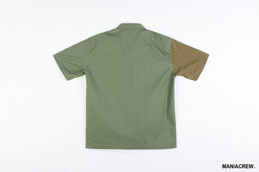 MANIA 62(六))發售 18 SS Open Collar Shirt (2)