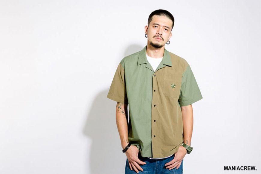 MANIA 62(六))發售 18 SS Open Collar Shirt (3)