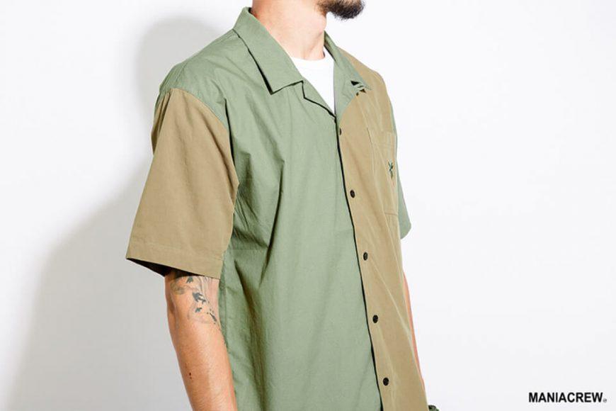 MANIA 62(六))發售 18 SS Open Collar Shirt (5)