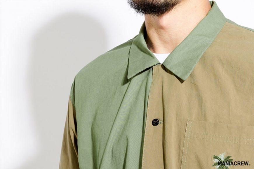 MANIA 62(六))發售 18 SS Open Collar Shirt (7)