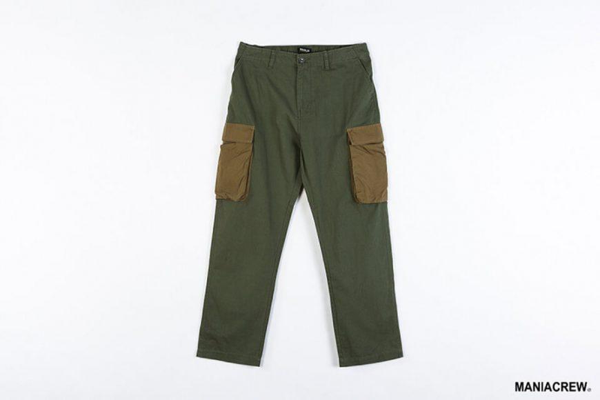 MANIA 627(三)發售 18 SS 2 Tone Pants (11)