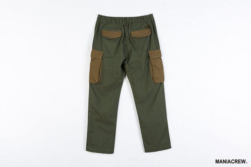 MANIA 627(三)發售 18 SS 2 Tone Pants (12)