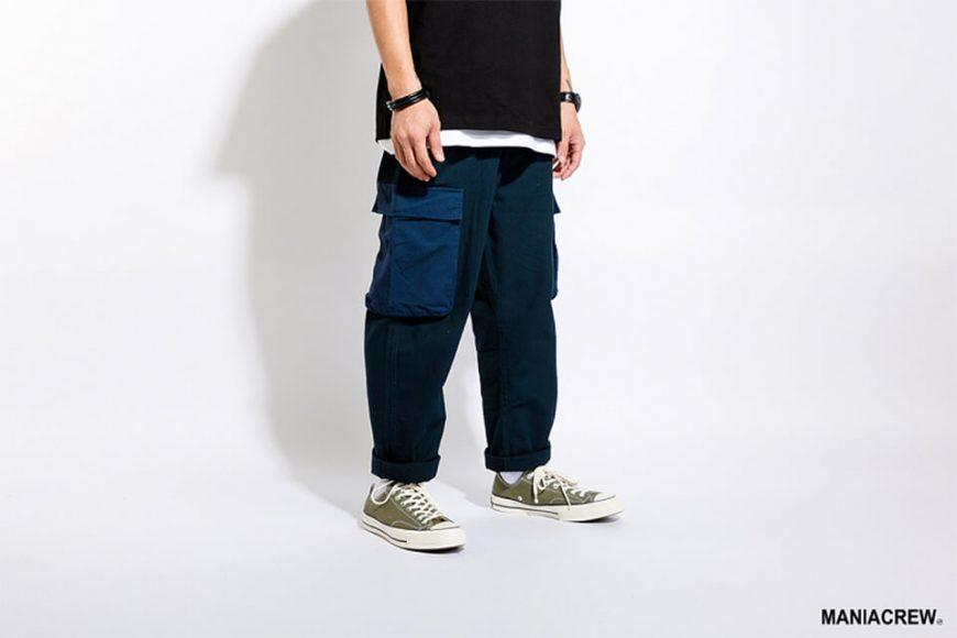 MANIA 627(三)發售 18 SS 2 Tone Pants (3)