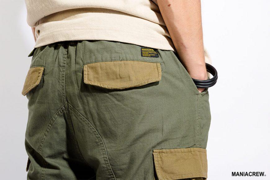 MANIA 627(三)發售 18 SS 2 Tone Pants (7)