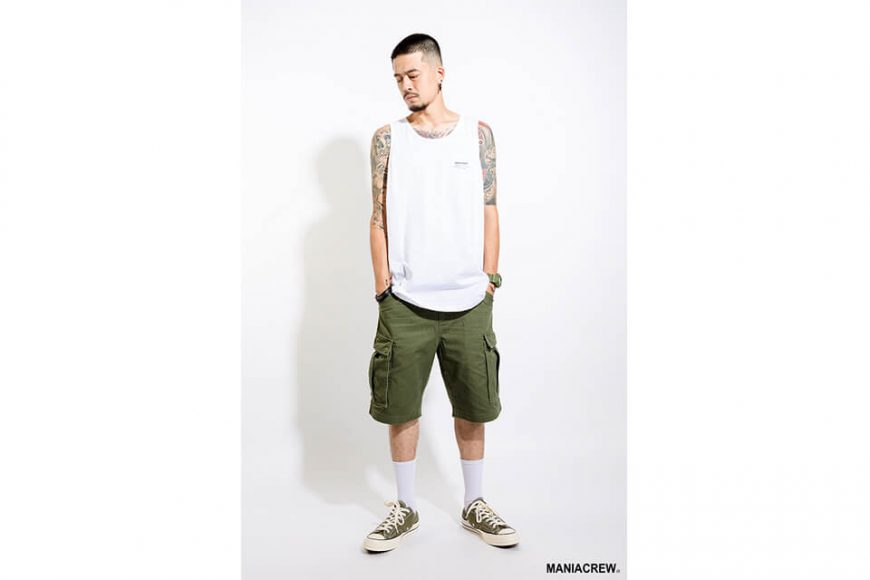 MANIA 69(六)發售 18 SS Delivery Tank Top (0-1)