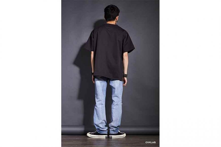 OVKLAB 613(三)發售 18 SS Collarless Shirt (10)