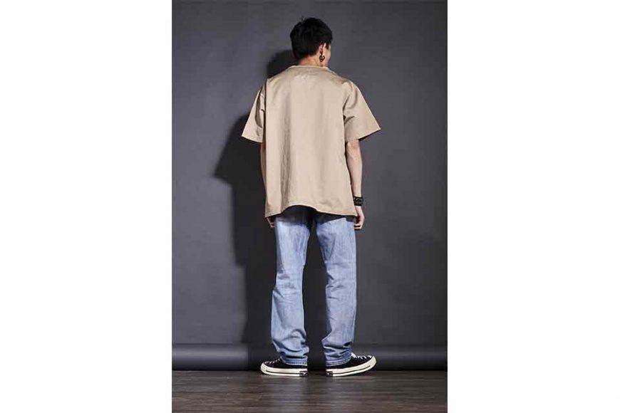 OVKLAB 613(三)發售 18 SS Collarless Shirt (14)