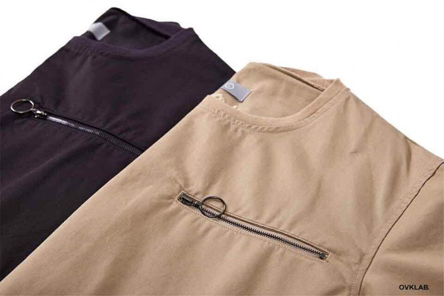 OVKLAB 613(三)發售 18 SS Collarless Shirt (2)