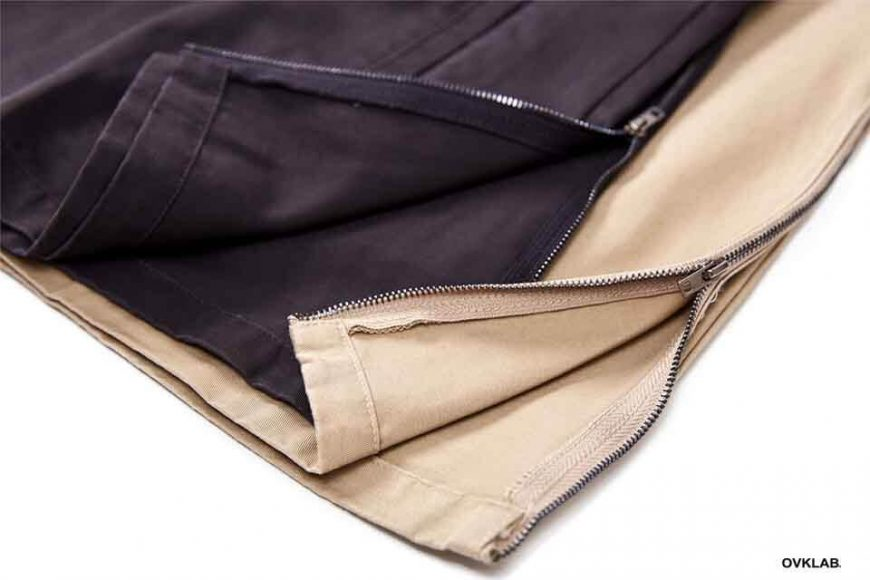 OVKLAB 613(三)發售 18 SS Collarless Shirt (4)