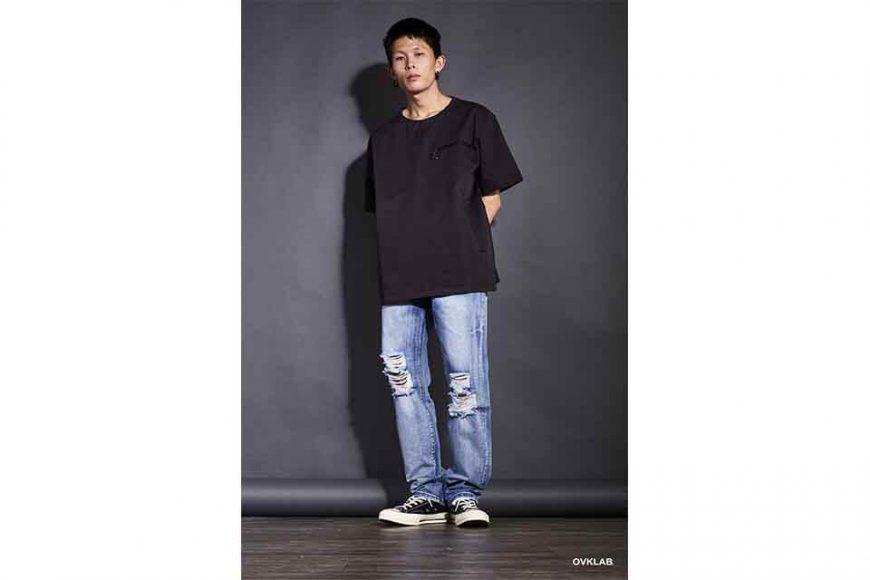 OVKLAB 613(三)發售 18 SS Collarless Shirt (8)