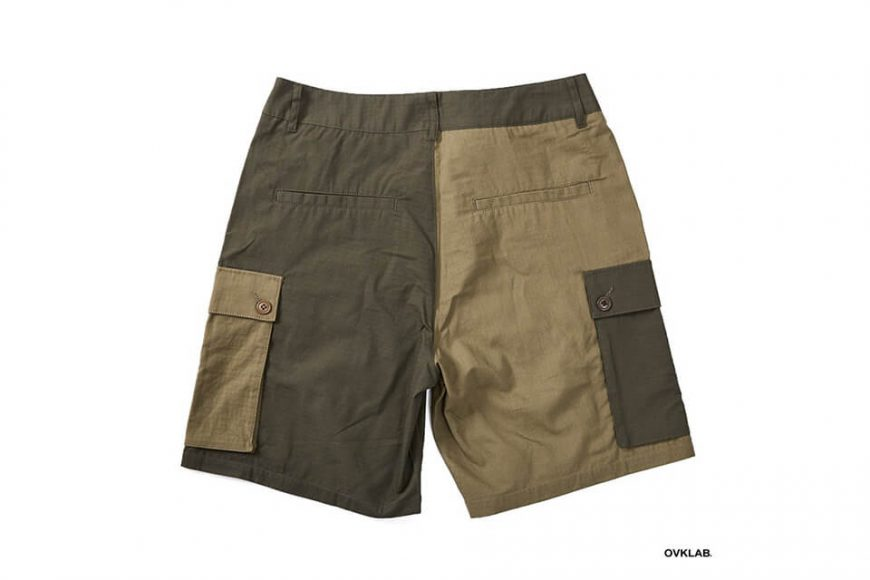 OVKLAB 66(三)發售 18 SS Two Tone Shorts (12)