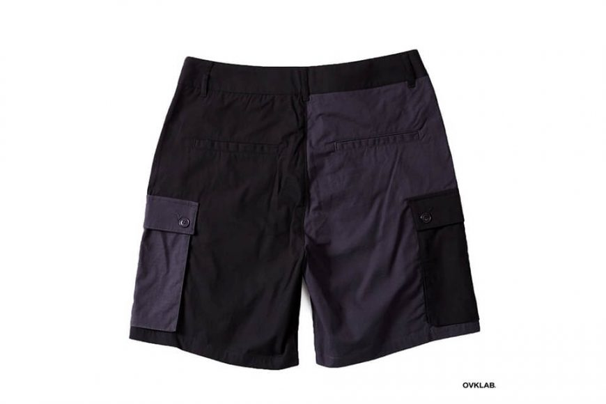 OVKLAB 66(三)發售 18 SS Two Tone Shorts (14)
